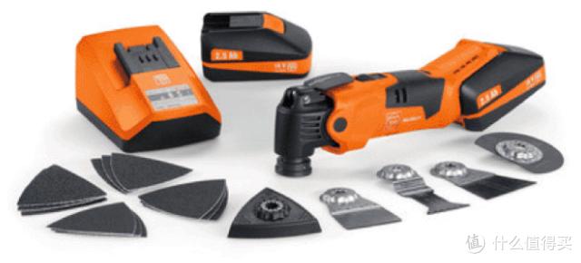 能锯能铲能打磨,家装改造一把搞定!泛音/FEIN充电式万应宝开箱测评