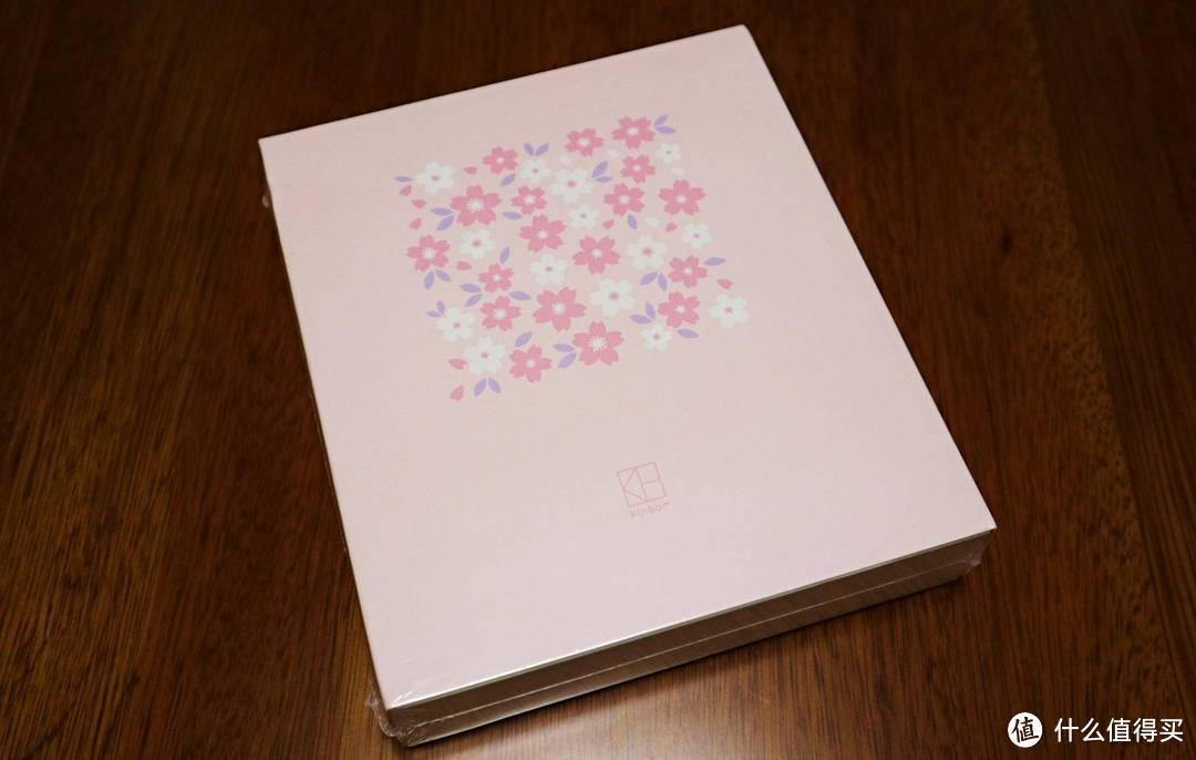 国产手账也有春天——kinbor樱花手账本礼盒开箱