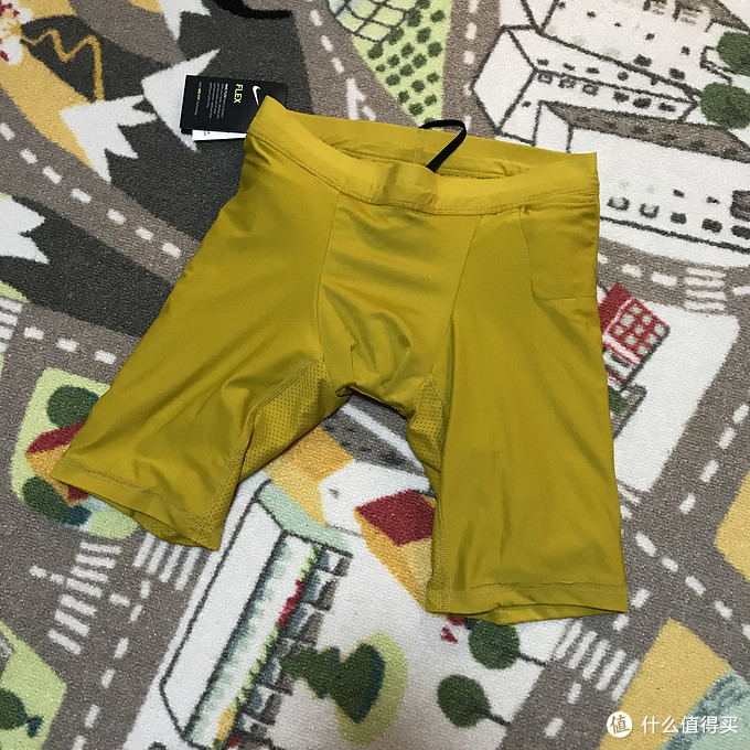 Nike FLEX STRIDE SHORT ELVT二合一跑步短裤