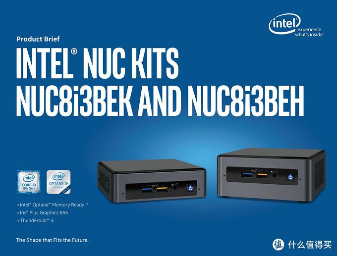 """可能是最小的MAC?——intel NUC8""""豆子峡谷""""购入组装安装黑苹果实录"""