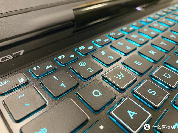 i7+RTX2080MQ!戴尔G7顶配游戏本拆解评测