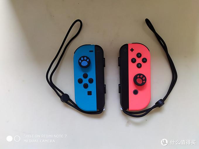 任天堂Switch分体式手柄(左右+体感绳)