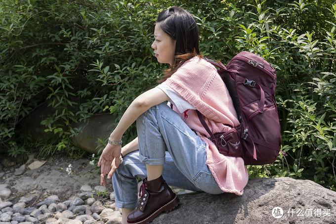爱摄影和旅行的妹子们,最近在背什么双肩包?OSPREY S19新款 Skimmer 燕鸥 28L初体验