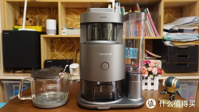 全自动免洗静音破壁机,也是料理机、榨汁机和豆浆机,九阳Y88上手评测