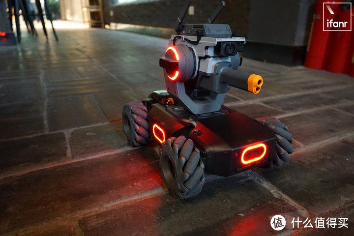 大疆机甲大师 S1 评测:科教娱乐兼备的竞技机器人,3499 元售价是惊喜