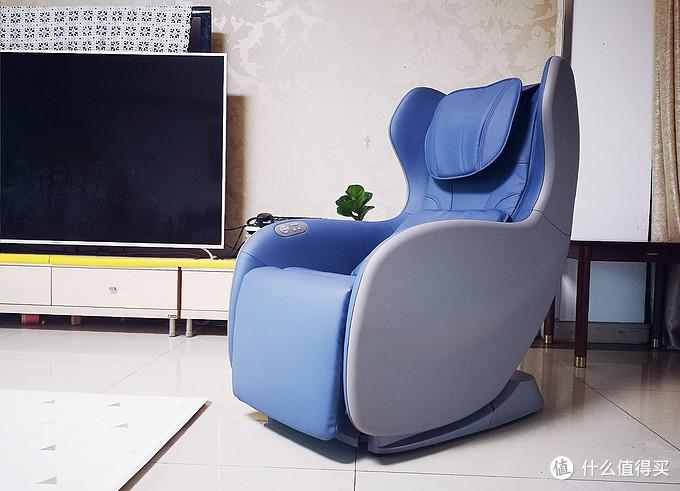 人间松弛指南:小米乐范一维AI智能按摩椅体验
