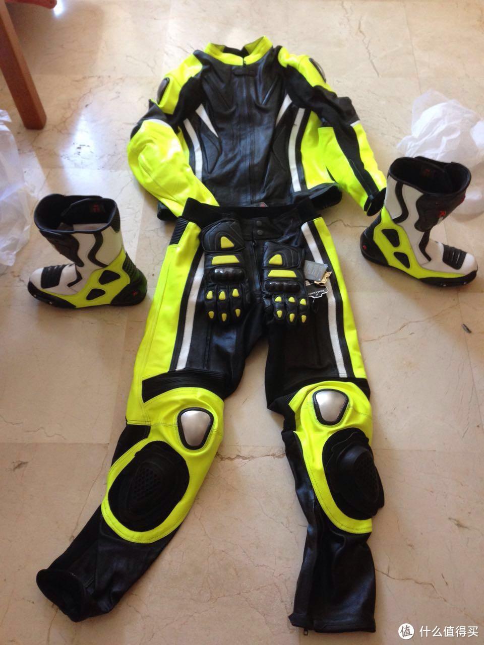 那些年买过的摩托车装备和对摩托车的一些感悟---骑行装备《二》连体分体皮衣