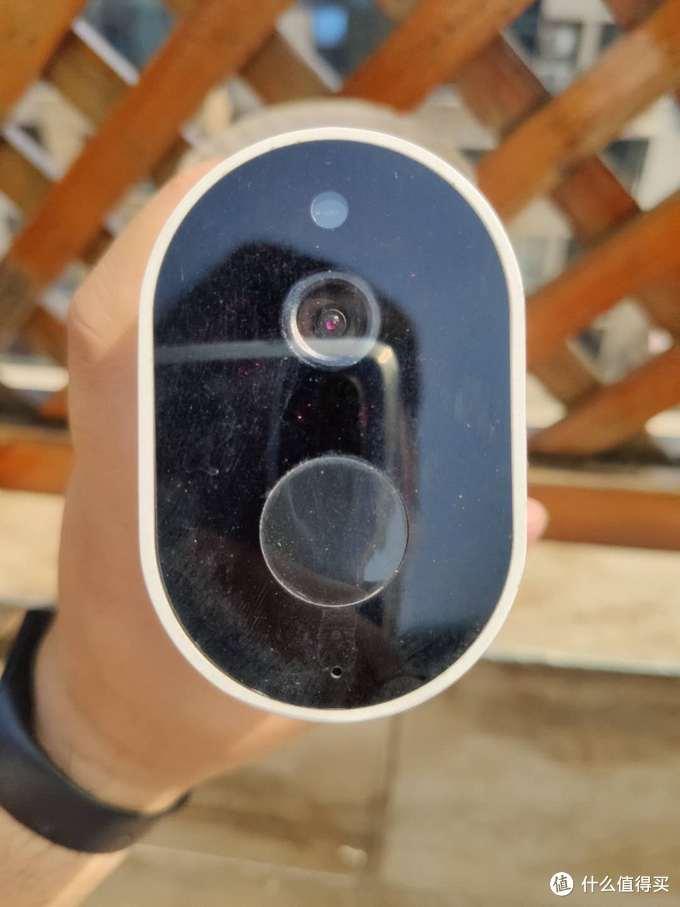 没了尾巴,我也要守护你-小白智能摄像机电池版