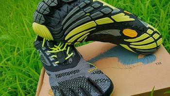Vibram KMD EVO五指鞋使用总结(抓地|鞋底|防刺扎)