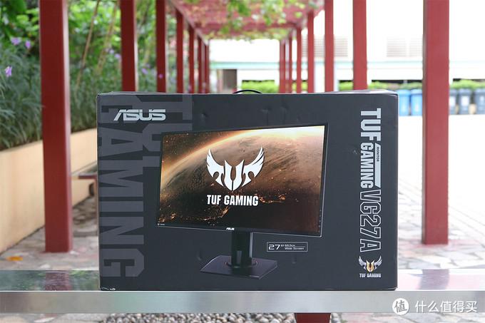满足你对电竞显示器所有期待,华硕TUF VG27AQE