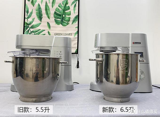 海氏升级款HM770厨师机号称国货之光!是真能打?还是吹水?