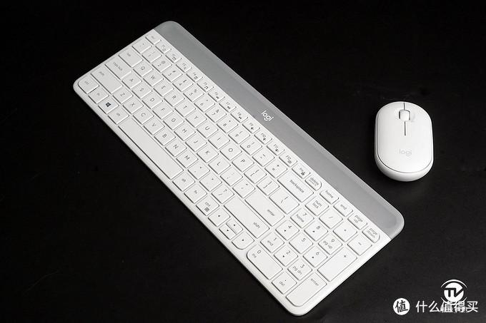 轻薄极致静音舒畅 罗技MK470无线键鼠套装评测