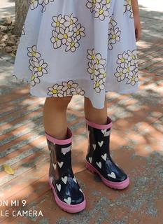 下雨小帮手,泥坑好伴侣——Hatley  儿童雨鞋