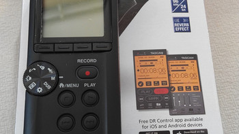 TASCAM DR-22WL 录音笔使用总结(按键 旋钮 录音 功能 做工)