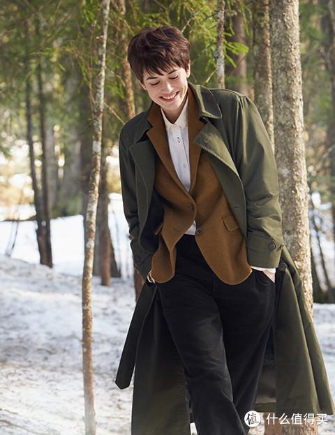 优衣库最优雅的系列来了!每一件都经典,看完想要秋冬早点来!