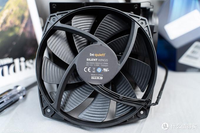噪音24.3db,9900K超频到5G也压得住,Be quiet! 德商必酷Dark Rock Pro 4散热器体验