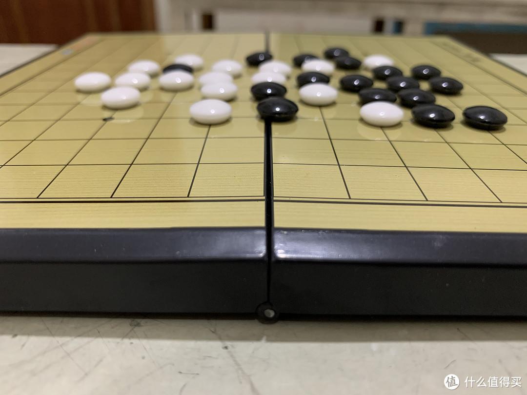 值得买的小棋盘-成功牌小号磁性围棋开箱