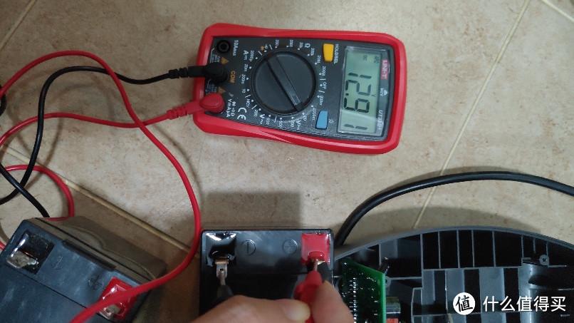 新电池电压
