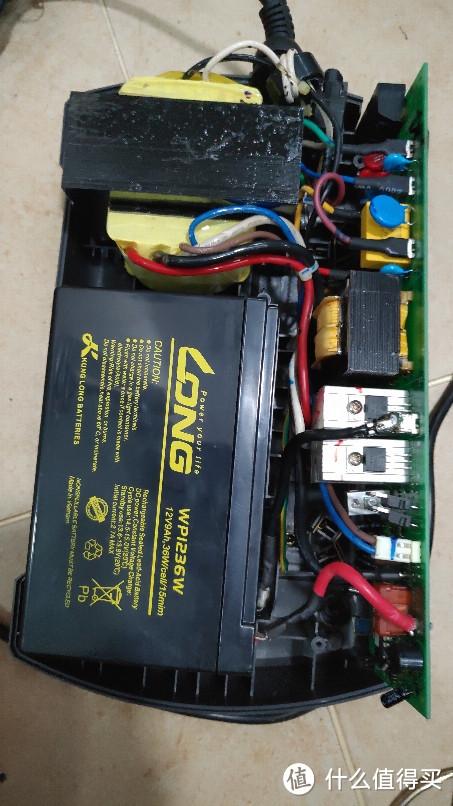 让UPS起死回生-自己给APC BK650换电池