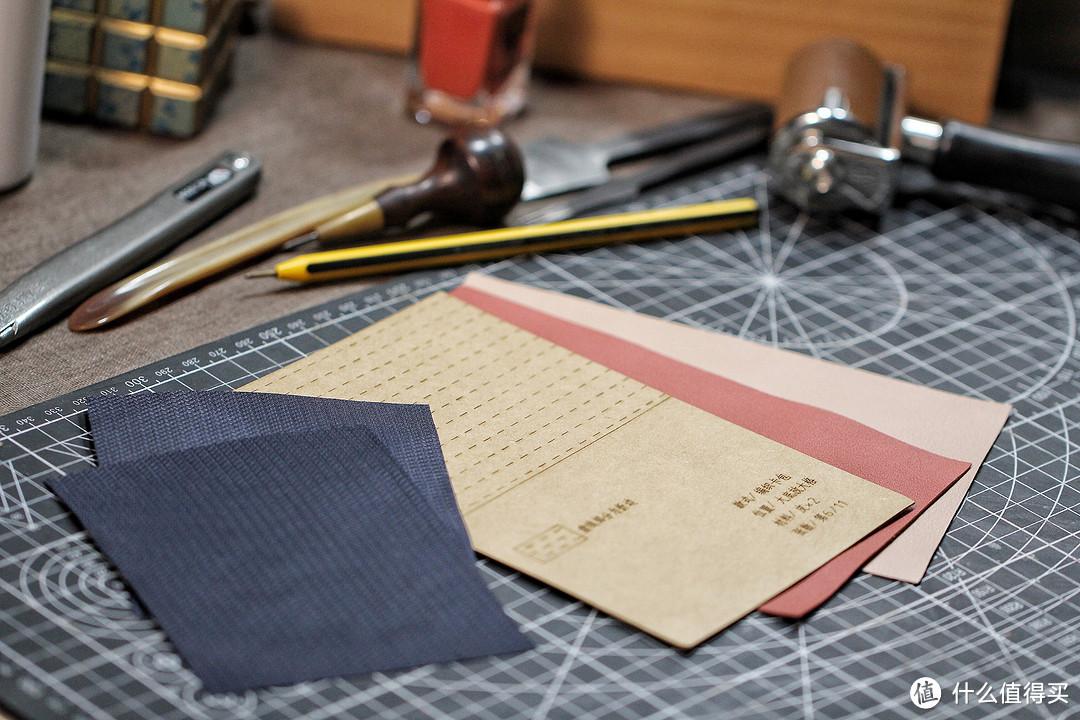 自己在家也DIY一枚精致的卡包 (附手工皮具制作详细教程)