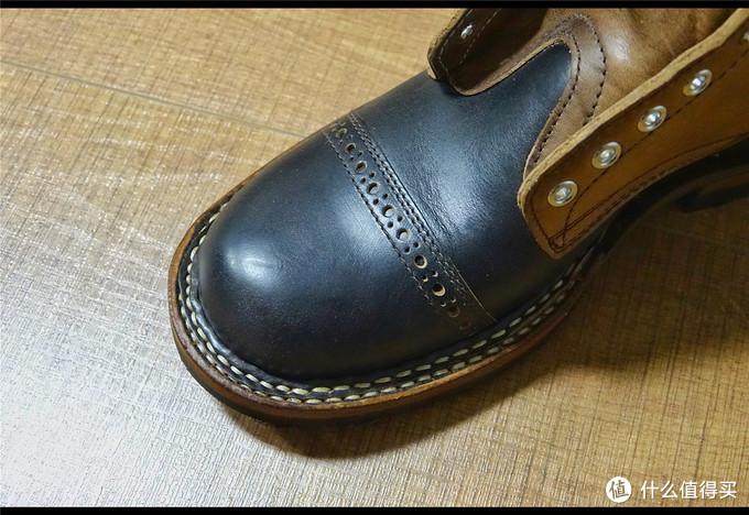 人生路上,总该有双小白来陪你——White's boots工装靴开箱兼谈红翼和chippewa