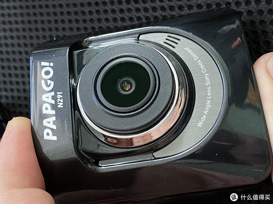 2019年360、云路、PAPAGO行车记录仪测评-微光夜视实拍效果对比
