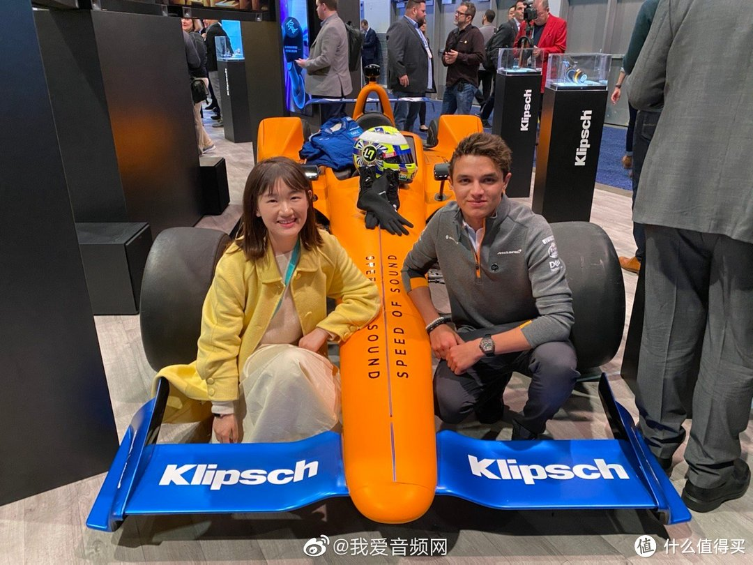 CES2020:Klipsch杰士与McLaren迈凯伦合作推出三款联名耳机
