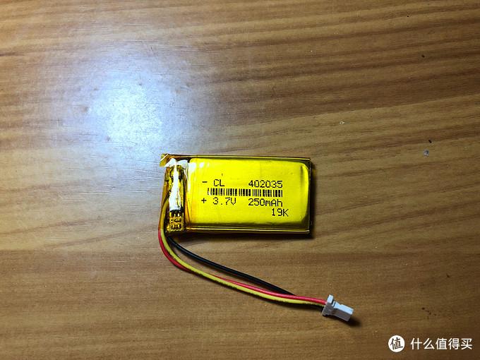 台湾Mio宇达电通MiVue C360高清夜视迷你隐藏监控行车记录仪电池修复