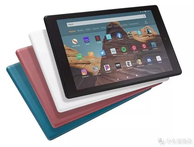 亚马逊发布新平板电脑——Kindle Fire HD 10!最大卖点还是便宜且好用