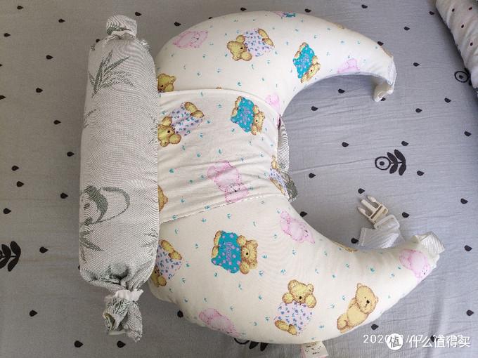 乐孕哺乳枕使用体验