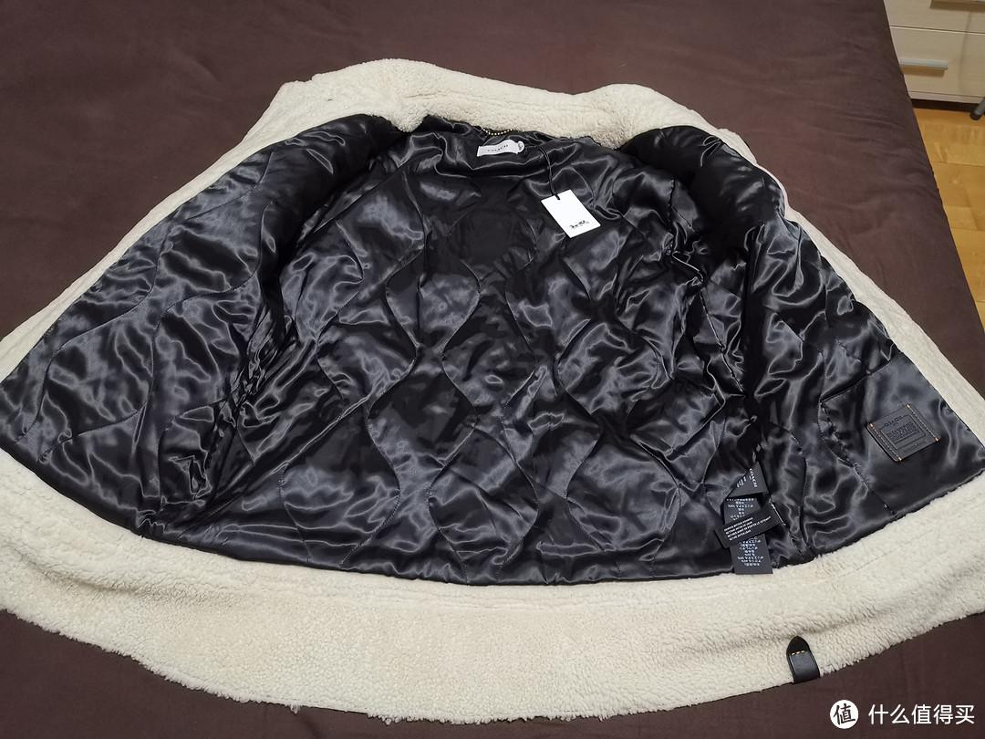 冷门开箱: coach1941拼接夹克,过气网红还能跟上时代么?