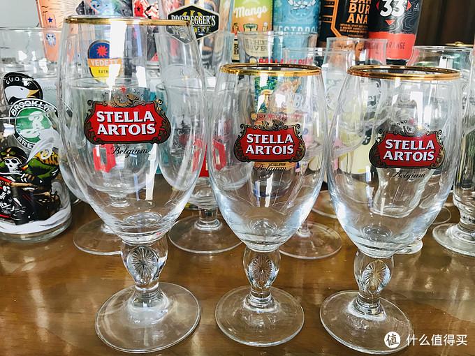 聊聊收藏的30几款啤酒杯,喝啤酒也要有点仪式感,啤酒也可以优雅的喝~