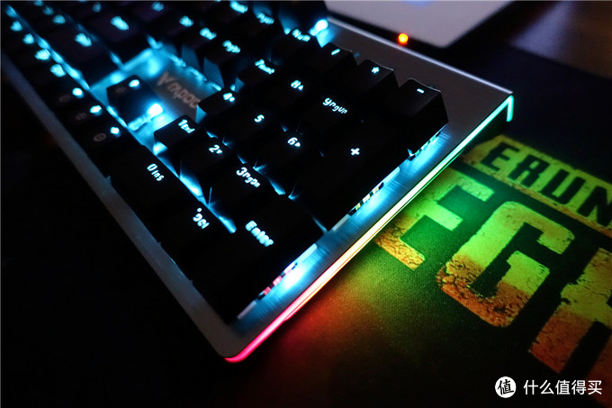 300元以内游戏机械键盘该如何选,不妨看看雷柏V530是不是你的菜