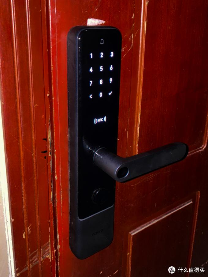 品质升级,安全升级,Aqara 智能门锁 N200 安装&体验