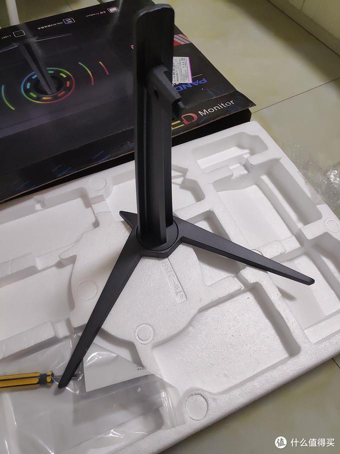 我的显示器选购:熊猫(PANDA) PF32QA1 32寸2k曲面
