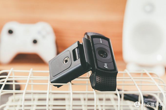 主播&媒体创作者的不二之选—罗技C920 Pro网络摄像头