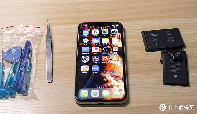 撑到iPhone13?怎样给手上的iPhoneX续命:iPhoneX换电池翻车点分享
