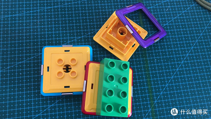 磁力片的终极玩法——入手两年有余,宝宝宠幸率最高的玩具