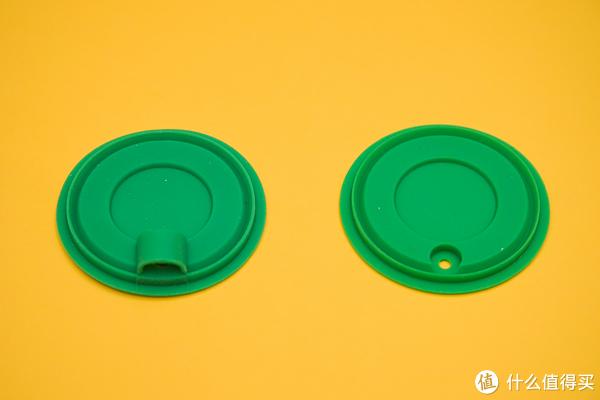2种不同的盖子,不知道有啥区别。下面用到的是左边的那个盖
