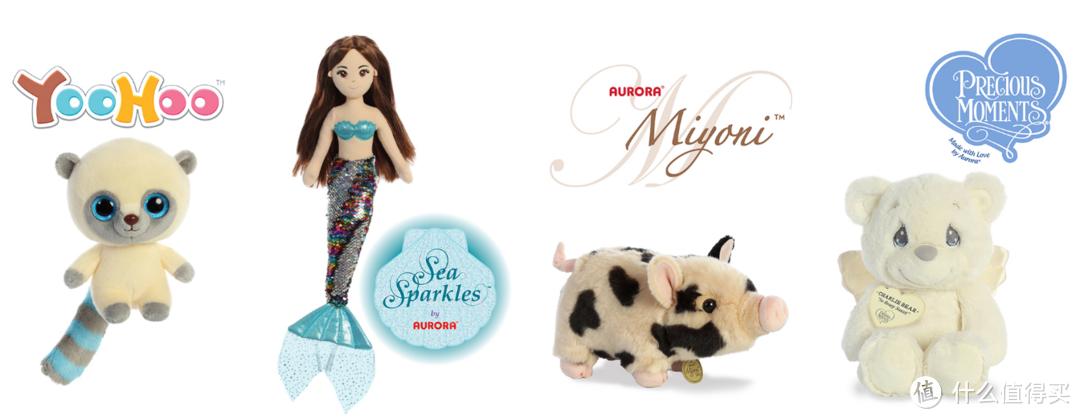 汇总 毛绒玩具不止jellycat,这里还有数十个创意品牌(上)