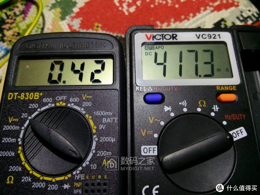 八年老表PK 包邮双雄—胜利VC9801A+、 伊莱克EMAX3、科麦斯830L深度横评
