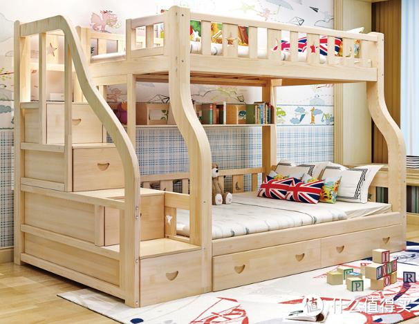 儿童床怎么选?2020年儿童双层床选购心得及品牌推荐