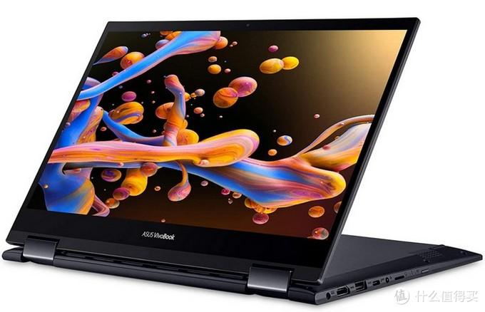 能变形的锐龙轻薄本:华硕推出VivoBook Flip 14变形本,搭Ryzen 4700U处理器