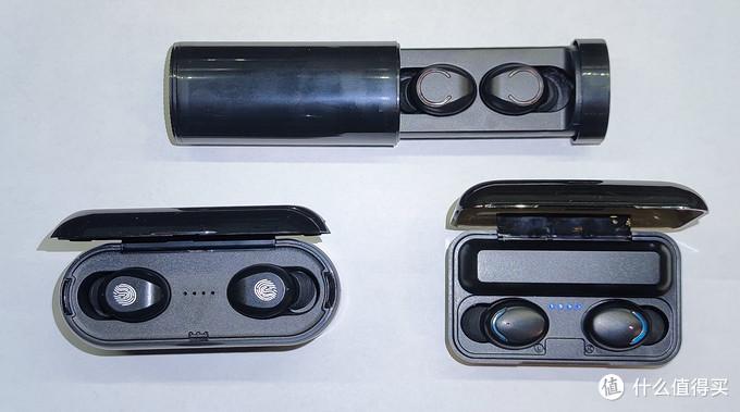 打开后,第2款带数字电量显示,第1、3款都是4个指示灯