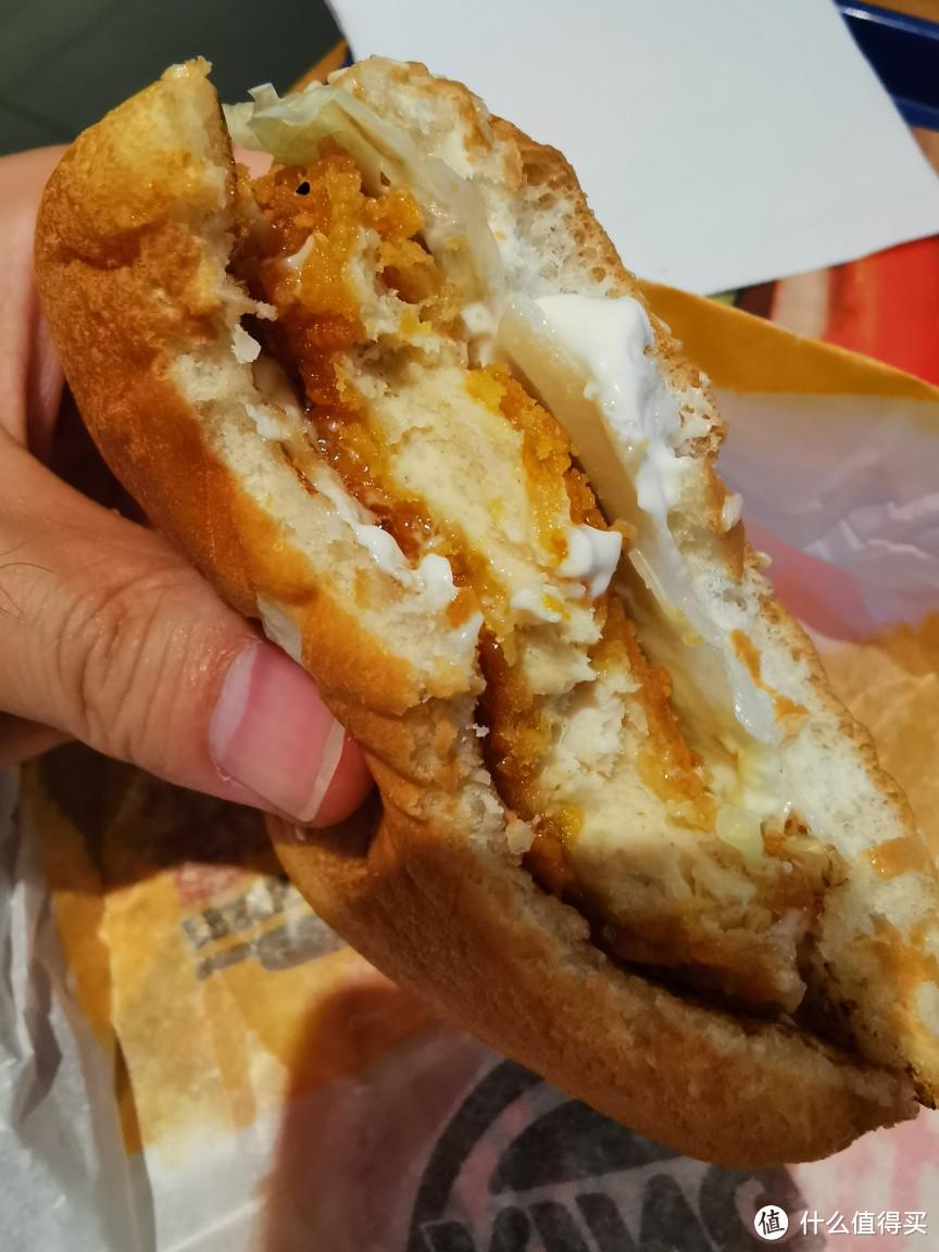 汉堡王特价组合餐到底香不香?
