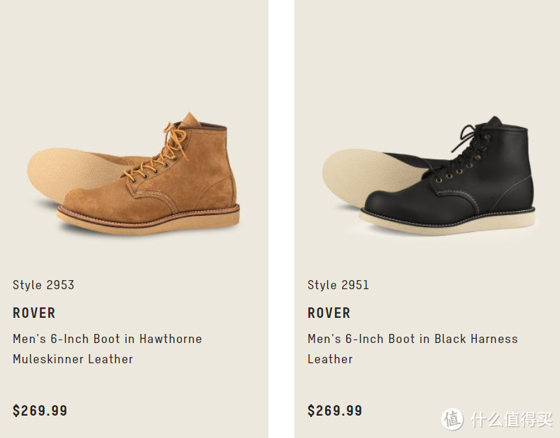最全的男士皮靴推荐,总有一款适合你