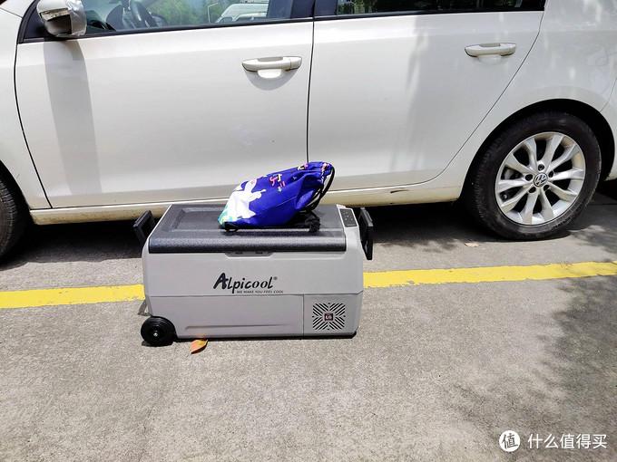 老司机秘籍No.96:自驾神器冰虎车载冰箱T36深度评测