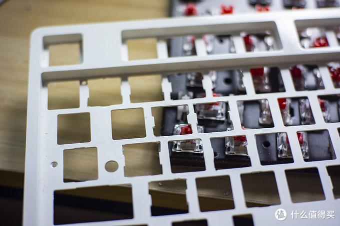 缝缝补补再三年-悦米机械键盘换轴实录