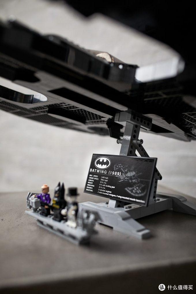 可以挂在墙上的蝙蝠翼!乐高推出1989年版蝙蝠翼(76161)2363颗粒收藏级别套装