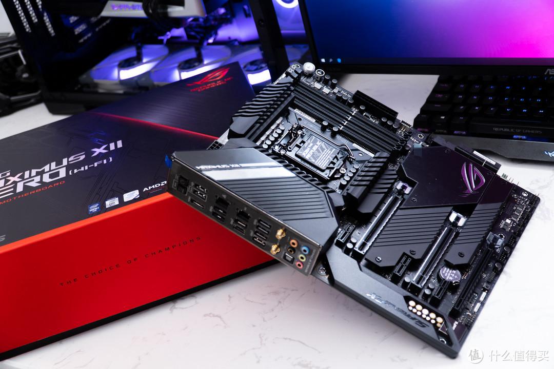 超频能战RTX3090!ROG STRIX RTX3080 O10G 开箱简测